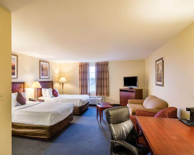 MainStay Suites - Dover - Bedroom