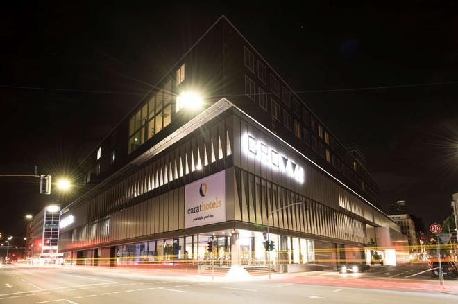 carathotel Düsseldorf City - Ντίσελντορφ - Κτίριο