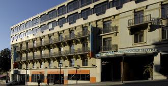 ألفا بالميرز هوتل باي فاسبايند - لوزان - مبنى