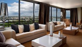 Crowne Plaza Santo Domingo - Santo Domingo - Sala de estar