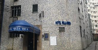 OYO Hotel Villa Rica - Río de Janeiro - Edificio
