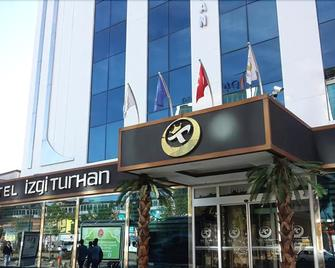 Hotel Izgi Turhan - Batman - Gebouw