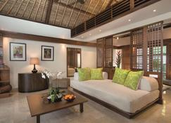 Jimbaran Puri, A Belmond Hotel, Bali - South Kuta - Living room