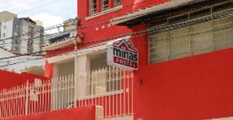 Minas Hostel - Belo Horizonte - Edificio