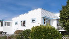 Tahuna Beach Hostel - Nelson (Nova Zelândia) - Edifício