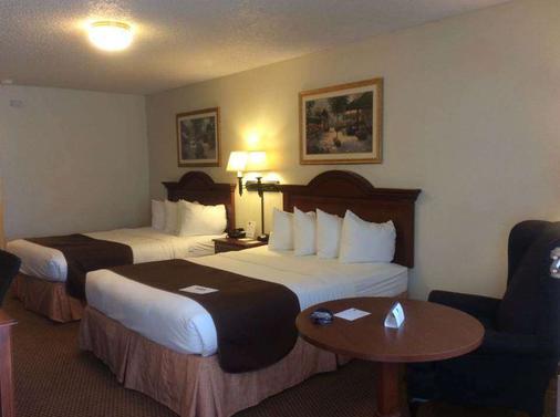 Days Inn by Wyndham Abilene - Abilene - Schlafzimmer