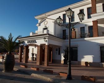 Hotel Los Dólmenes - Antequera - Gebäude