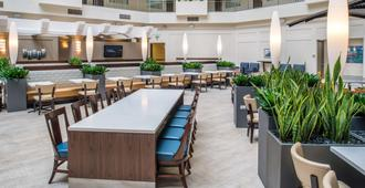 Embassy Suites by Hilton Seattle Tacoma Int'l Airport - Tukwila - Restaurante