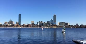 Holiday Inn Express & Suites Boston - Cambridge - Cambridge - Vista del exterior