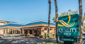 Quality Inn At International Drive - Orlando - Rakennus