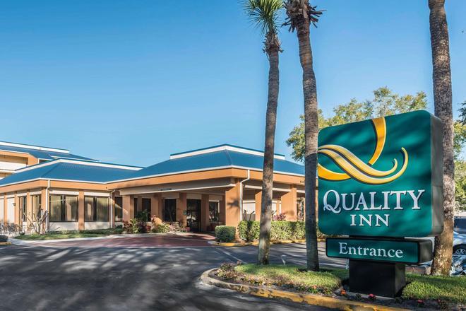 Quality Inn At International Drive - Orlando - Toà nhà