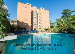 Hotel Michelangelo Palace - Terni - Gym