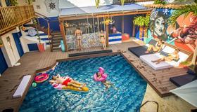 Casa del Puerto Hostel & Suites - Cartagena