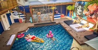 Casa del Puerto Hostel & Suites - קרטחנה דה אינדיאס