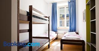 Folk Hostel - Lublino - Camera da letto