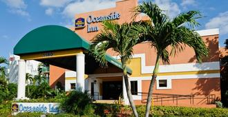 Best Western Plus Oceanside Inn - Fort Lauderdale - Building