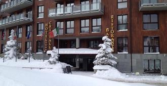 Hotel Cristallo - Sestriere - Rakennus