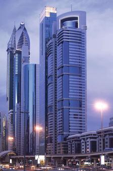 華威迪拜酒店 - 杜拜 - 建築