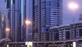 Carlton Downtown Hotel - Dubai - Building
