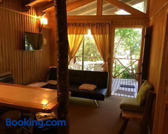 Cabañas el Bosque Patagónico - Frutillar - Living room