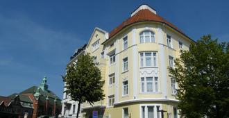 Hotel Stadt Lübeck - Любек - Здание