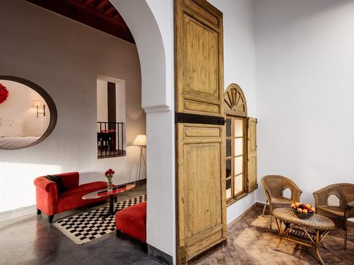 Riad Al Assala - Marrakesh - Living room