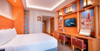 Resorts World Sentosa - Hotel Michael (Sg Clean) - Singapore - Slaapkamer