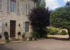 Hôtel des Cymaises - Semur-en-Auxois - Edificio