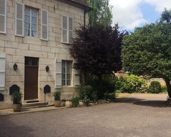 Hôtel Des Cymaises - Semur-en-Auxois - Building
