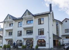 Fast Hotel Lofoten - Svolvær - Rakennus