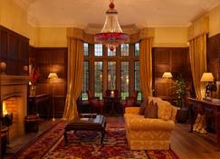 Lough Eske Castle - Donegal - Living room