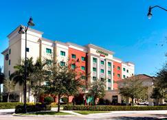 Courtyard by Marriott Miami Homestead - Homestead - Bâtiment
