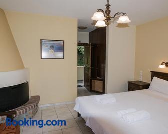 Mirtillo Apartments - Tsagkarada - Bedroom