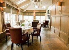 Noel Arms Hotel - Chipping Campden - Salle à manger