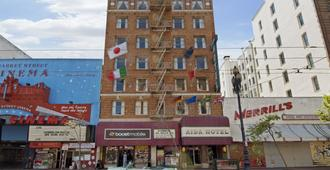 Aida Plaza Hotel - San Francisco - Building