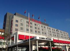 Scandic Backadal - Göteborg - Bygning