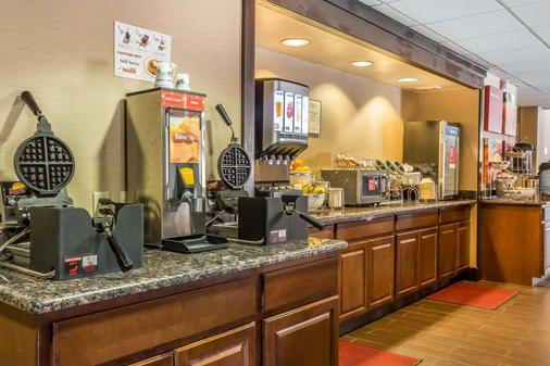 Comfort Suites Near Casinos - Norwich - Buffet