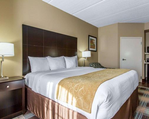 Comfort Suites Airport - Kenner - Bedroom