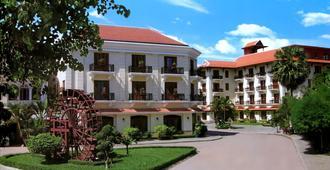 Steung Siemreap Hotel - סיאם ריפ - בניין