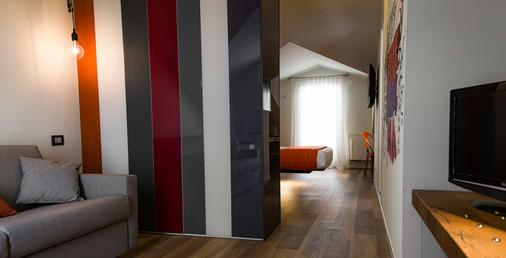 Hotel Dory & Suite - Riccione - Living room