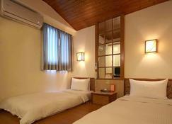 Traveler Hotel - Тайдун - Спальня