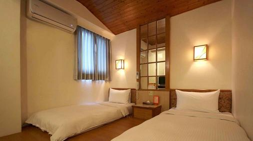 Traveler Hotel - Taitung City - Bedroom