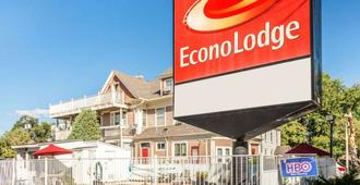 Econo Lodge Downtown - Colorado Springs - Edificio
