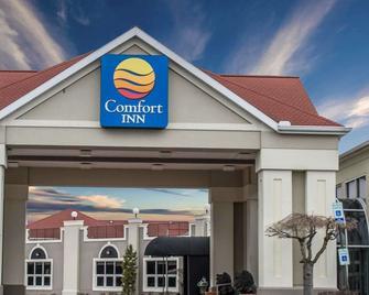 Comfort Inn Sandusky - Santa Monica - Gebouw