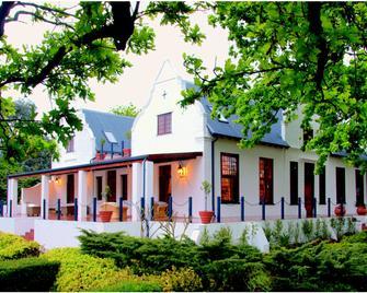 브레든버그 매너 하우스 - 서머셋 웨스트 - 건물
