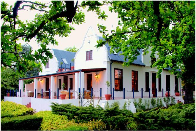 弗里登堡莊園別墅酒店 - 萊斯比 - 西薩默塞特 - 建築