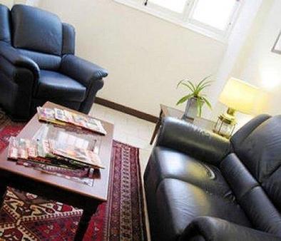 Hotel Agnello D'Oro - Genoa - Living room