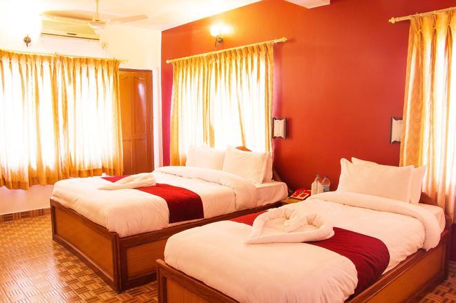 Hotel River Park - Pokhara - Habitación
