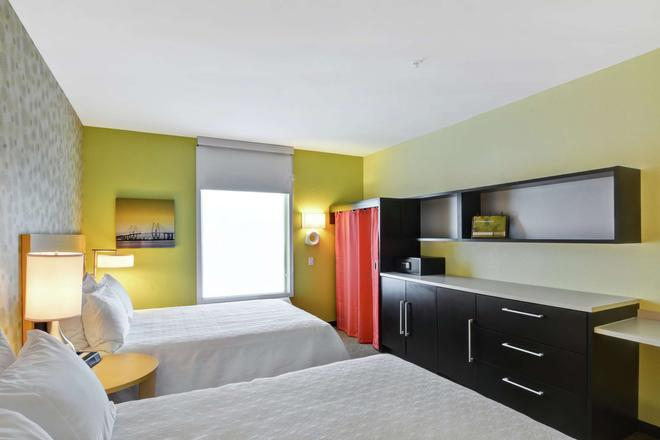 Home2 Suites by Hilton Baytown, Texas - Baytown - Bedroom