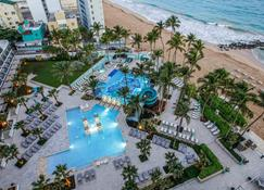 San Juan Marriott Resort & Stellaris Casino - San Juan - Pool